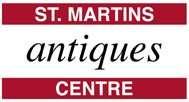 St Martins Antiques Logo